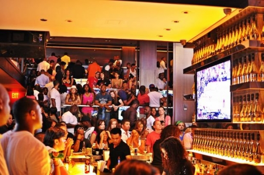 New Net's Arena Home to Brooklyn's Newest Restaurant, 40/40 Club