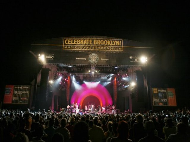 A Rockin' Summer Party Awaits at Celebrate Brooklyn 2012