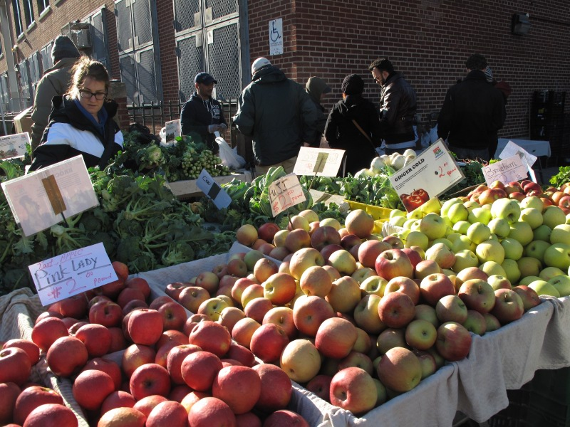 Where to Find a Local Farmers Market in Brooklyn