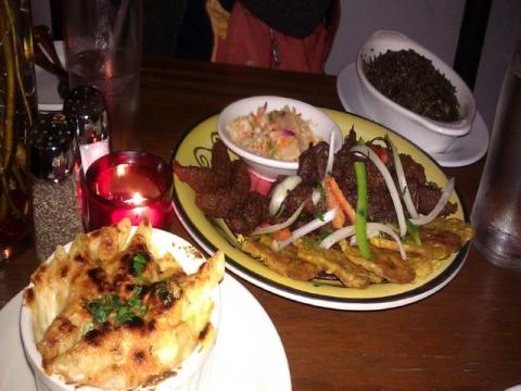 A True Taste of the Caribbean La Caye Restaurant in Brooklyn