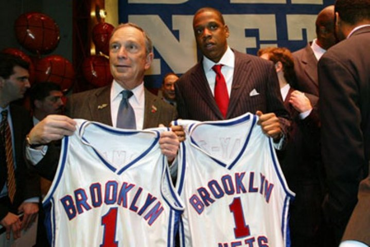 Jay-z America's Favorite Brooklynite Changes Atlantic Avenue Forever!