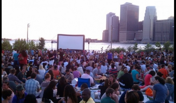 Things To Do In Brooklyn: Outdoor Summer Movies