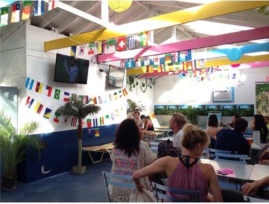 Come and Play the Rockaway Beach Way: The Playland Motel and Restaurant