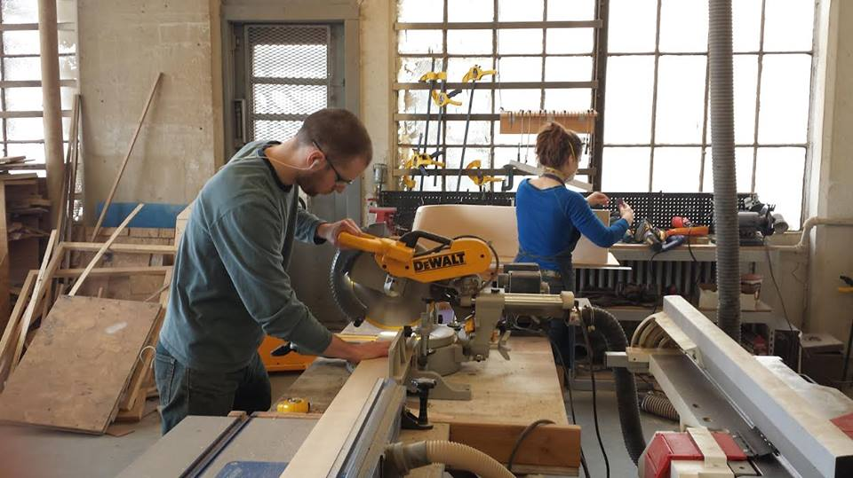 Step into a world of creativity at Industry City Open Studios