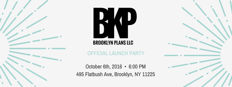 Raise a glass to your finantial future at Brooklyn Plans official launch party @ Brooklyn Commons