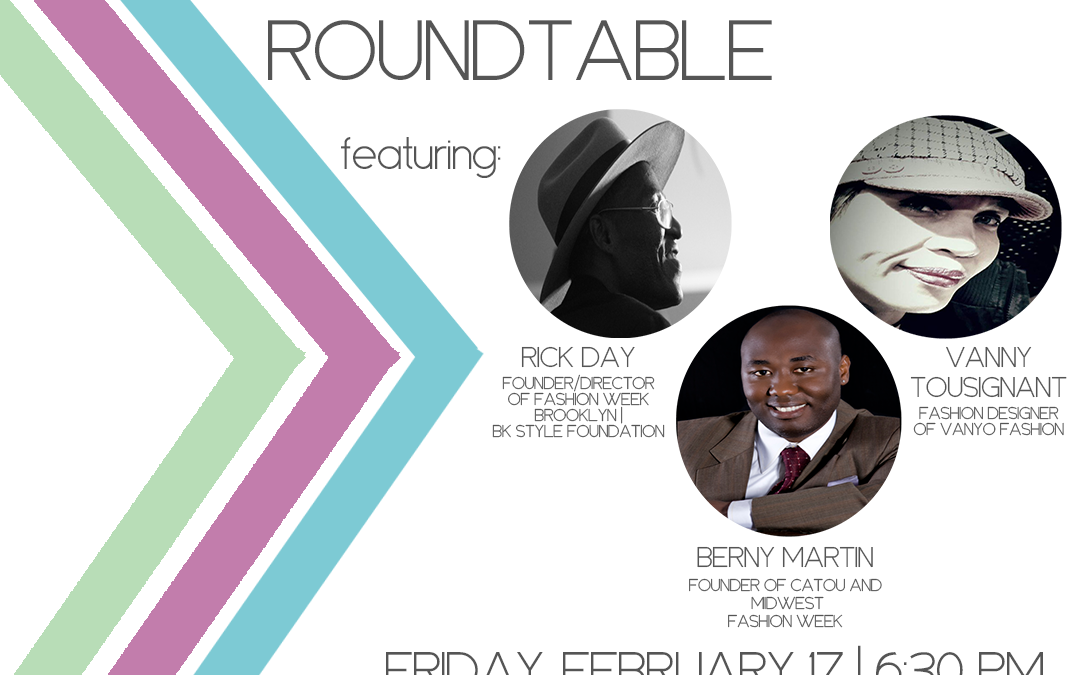 Fashion Roundtable, Feb 17