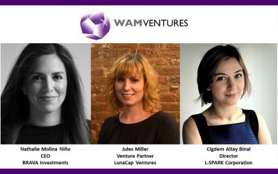 WAMVentures Forum: Pitch to Investors | Be a Game Changer! (3/13/17 )