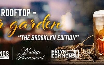 October 14th – Beer Garden, The Brooklyn Edition