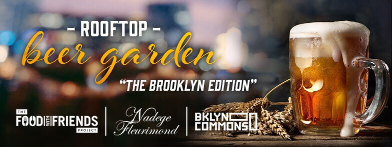 October 14th – Beer Garden, The Brooklyn Edition