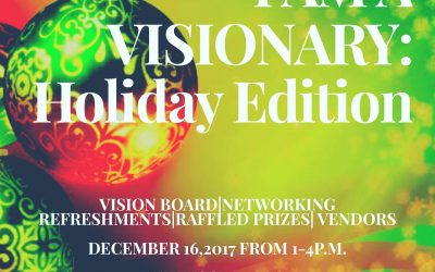 Dec 16th: I Am A Visionary: Holiday Edition