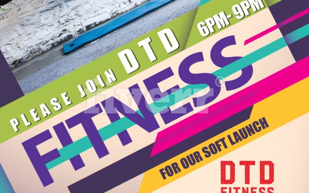 Dec 7th DTD Fitness Amazing Year Celebration!