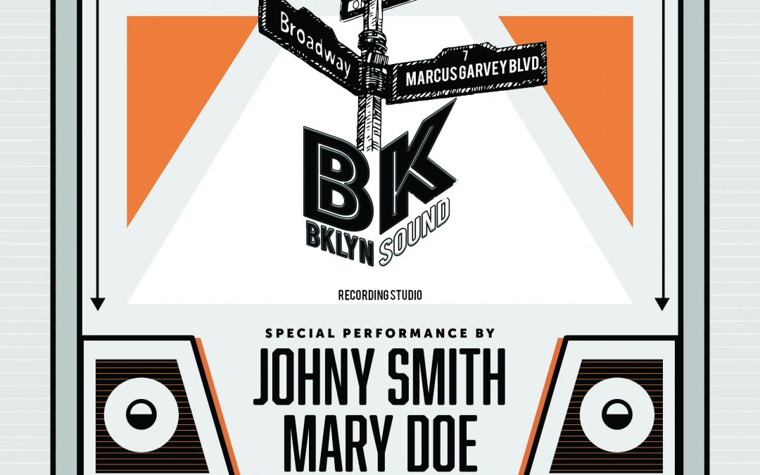 Jan 12th: Bklyn Sound Recording Studio Opening