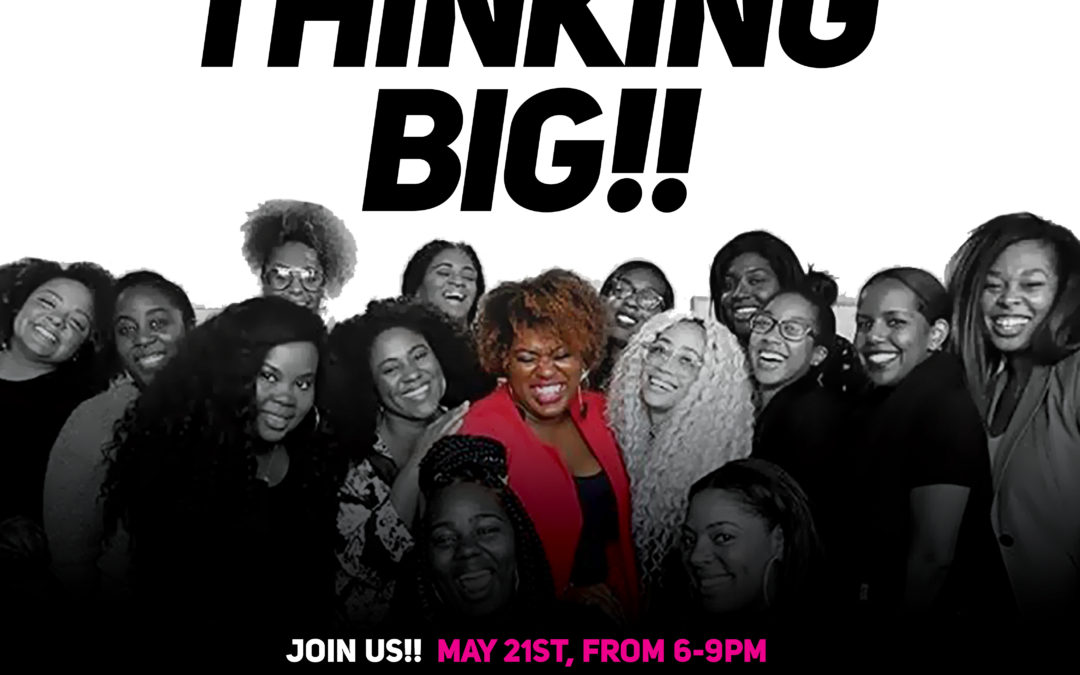Handmadeinbrooklyn x TrendyTripping Meet up: THINKING BIG!!