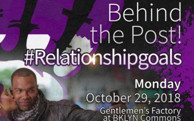 Behind the Post! #Relationshipgoals 10/29