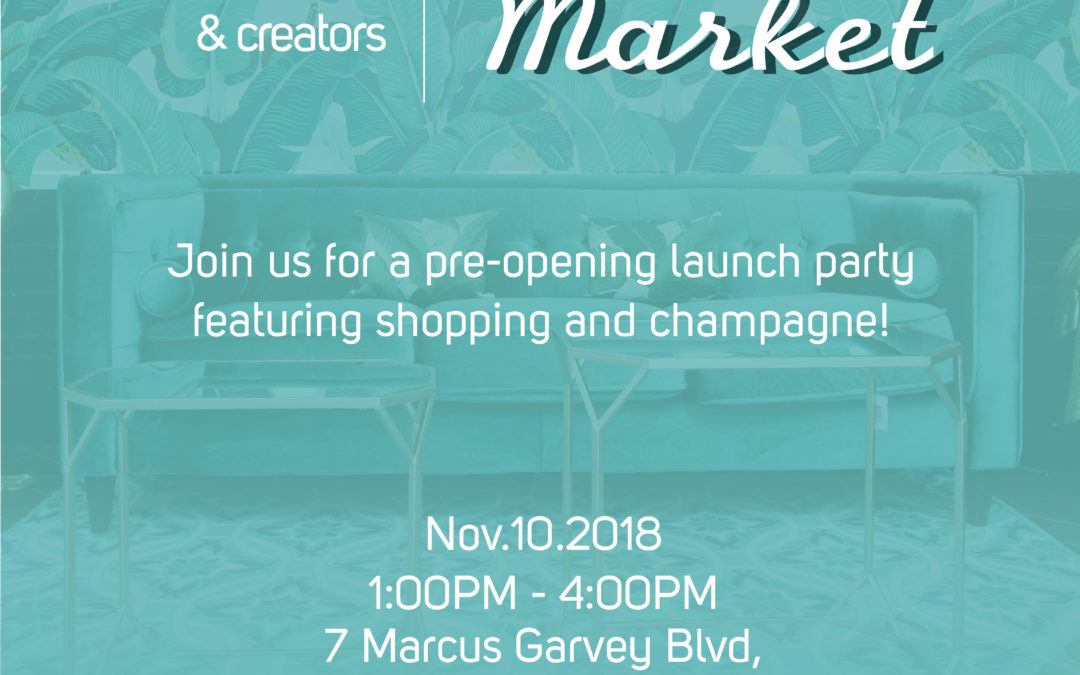 TrendyTripping: Pop-Up Mkrt Soft Launch  11/10/2018