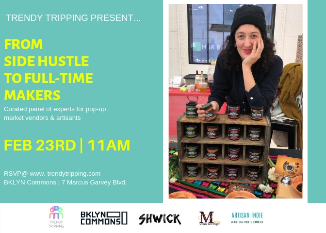 Side Hustle to Full-Time Makers